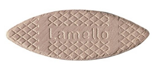 Lamello 144000#0 Beechwood Biscuits/Plates Box of 1000 by Lamello