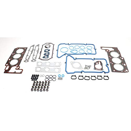Head Gasket Set compatible with OLDSMOBILE INTRIGUE 00-02 / AURORA 01-02 6 Cyl 3.5L eng. Cyl Head Gasket Set