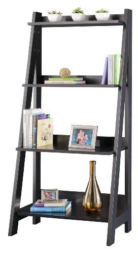 Review BUSH FURNITURE Alamosa Ladder Bookcase By Bush Furniture by Bush Furniture
