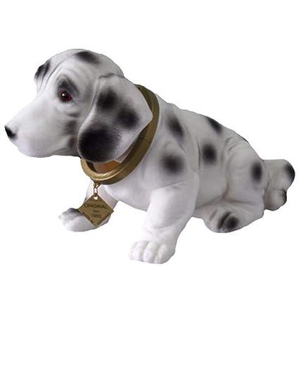 Motivo de dálmata 29 cm perro Enano de jardín Motivo Animales PVC Decoración grs 94 a