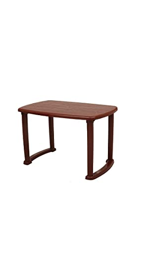 Supreme Arjun Dining Table, Globus Brown (4 Seater)