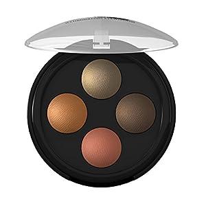 lavera Fard à paupières – lluminating Eyeshadow – Quattro Indian Dream 03 – Wet & Dry – vegan – Cosmétiques naturels…
