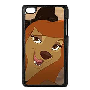 iPod Touch 4 Case Black Disney The Fox and the Hound 2 Character Cash E1325349