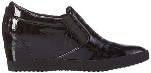 Kennel Und Schmenger Schuhmanufaktur Liberty - Zapatos de caña para mujer Negro (black Sohle schwarz 450)
