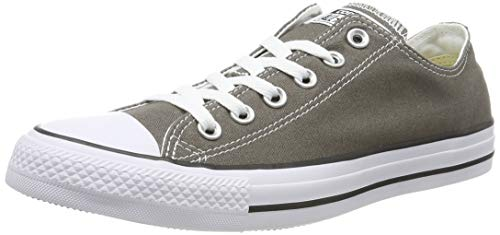 Converse Chuck Taylor All Star Seasonal Ox Chocolate Ankle-High Fashion Sneaker - 11M / 9M]()