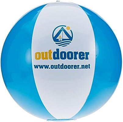 Balón de Agua BeachSplash de outdoorer - Pelota de Playa Inflable ...