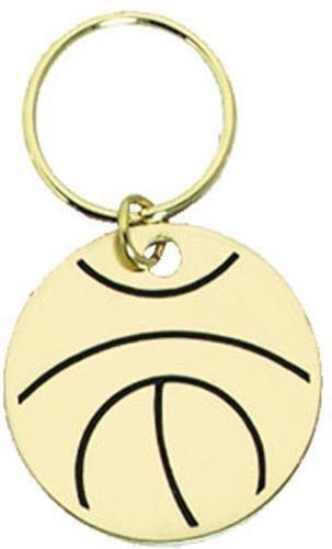 Amazon.com: Baloncesto llavero medalla: Sports & Outdoors