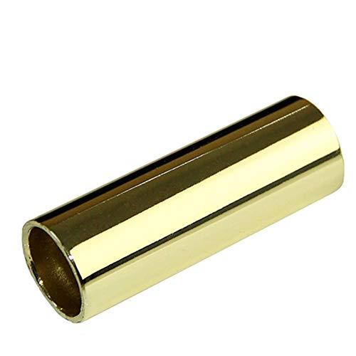 DJhjgfkjh Guitar Slider Professionel Guitar Fingerling with Gold Gilded Steel Woodwind Metal Buckle Reed (Color : -, Size : -)