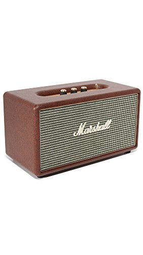 Marshall Stanmore Wireless Speaker, Brown