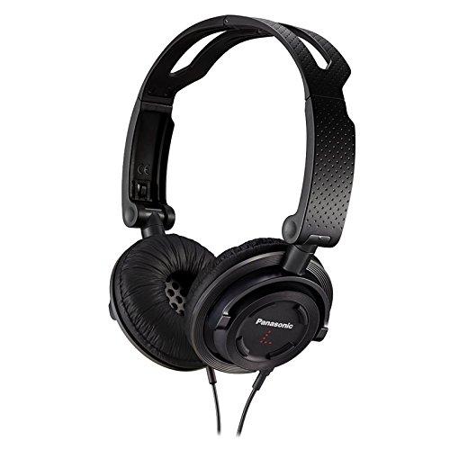 Panasonic RP-DJS150E-K On-Ear DJ Kopfhörer schwarz