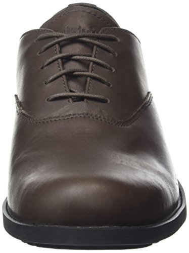 Timberland Fitchburg Oxford, Scarpe Basse Uomo Marrone (Brown (Red Brown))