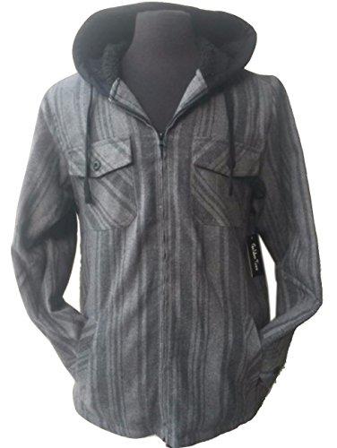 Flannel Sweatshirt - 6