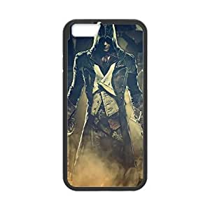 Assassin'S Creed Unity iPhone 6 4.7 Inch Cell Phone Case Black PQN6053055332514