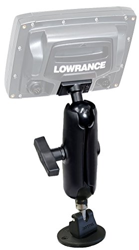 Lowrance Elite 4, 5 and and 7 CHIRP Quick Release Mount with...