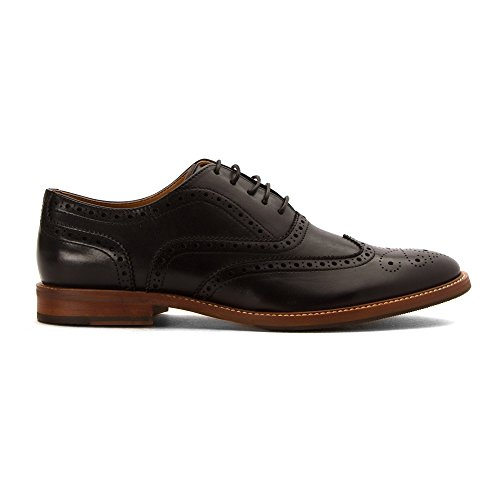 Aldo Mens Bartolello Oxford Svart Läder