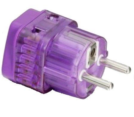 Regvolt Ac Power Travel Adapter Plug For Europe Like