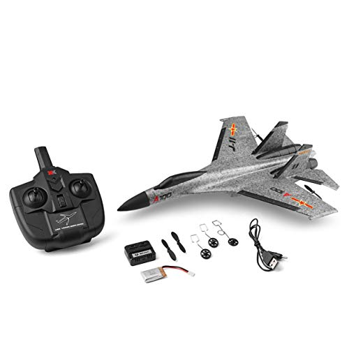 anyilon Wltoys A100-Annihilation 11 3CH Mini 340mm Wingspan Wingspan EPP RC FPV Racing Drone Airplane Plane Toys with High Speed