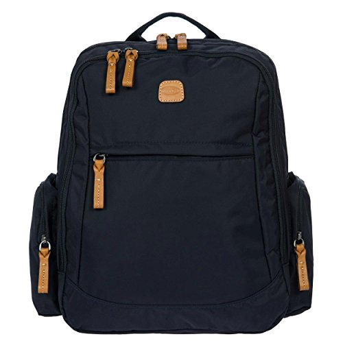 Bric's X-Bag/x-Travel 2.0 Nomad Laptop|Tablet Business Backpack, Navy, One Size by Bric's
