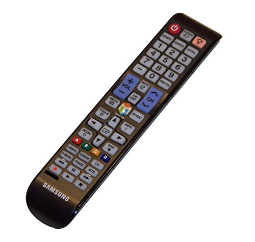 OEM Samsung Remote Control Specifically For: UN55H6300, UN40H5500AF, UN48H6350AF, UN50H6350, UN48H6350AFXZA