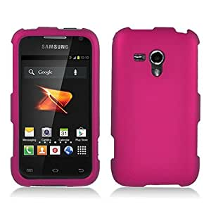 Hot Pink Hard Cover Case for Samsung Galaxy Rush SPH-M830