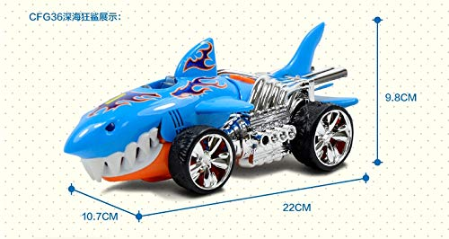 Toy State 90601 Sonidos y Movimiento Extreme Action Disney Coches con luz