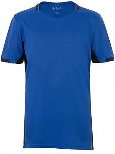 SOLS - Camiseta de Manga Corta para fútbol Modelo clásico ...