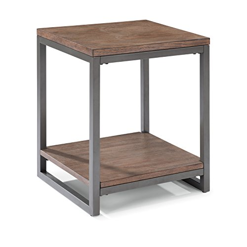 Barnside Metro Gray End Table by Home Styles