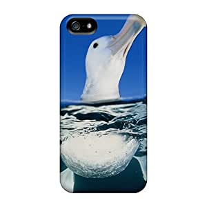 Premium [Dbl11418TUvR]animals Albatross Case For Iphone 5/5s- Eco-friendly Packaging
