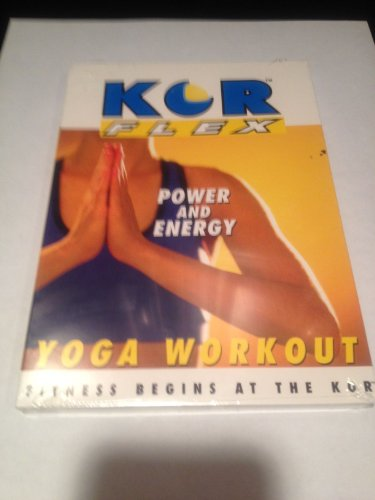 Kor Flex Yoga Power and Energy DVD