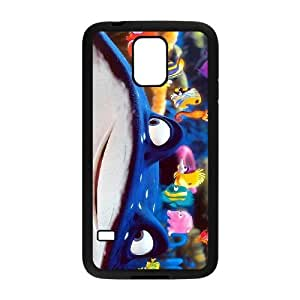Samsung Galaxy S5 Cell Phone Case Black Finding Nemo NF6020729