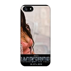 New ORRICO Super Strong Megan Fox In Transformers 2 Tpu Case Cover For Iphone 5/5s