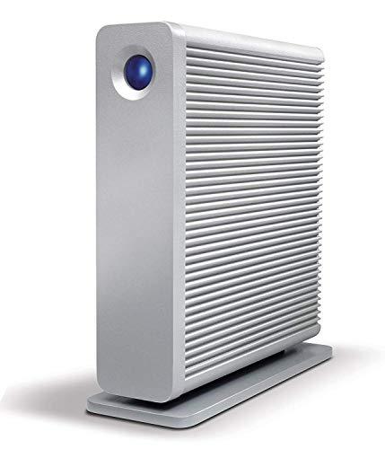 LaCie d2 Quadra USB 3.0/2.0 FireWire800 eSATA Desktop Hard Drive 6TB STGJ6000400 ()