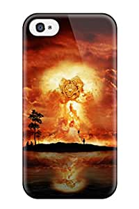 Iphone 4/4s Case Slim [ultra Fit] Amazing Nature Protective Case Cover