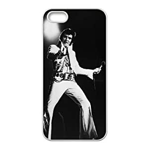 Elvis Presley iPhone 5 5s Cell Phone Case White Protect your phone BVS_630157
