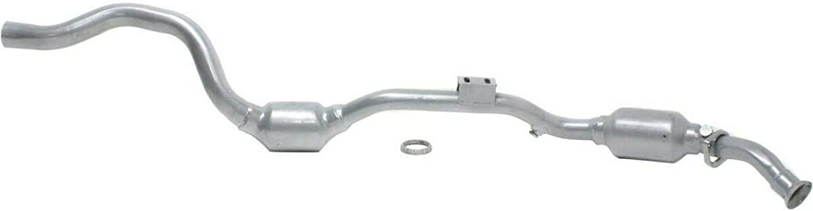 Amazon.com: New Replacement for OE Right Side Catalytic Converter Fits 1998-2003 Mercedes Benz ...