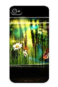 Ideal LeeJUngHyun Diy For Iphone 6 Case Cover (anime Boys Flower Petals Swords White Sword Art Online Yuuki Asuna Kirigaya Kazuto), Protective Stylish Case