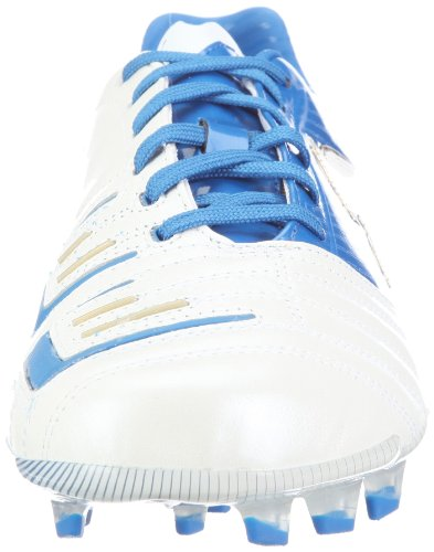 Puma - Botas de deportivo para hombre, tamaño 7.0 UK - 40.5 EU, color blanco / rot / blau Weiss (white pearl-puma royal-team gold 01) (Weiss (white pearl-puma royal-team gold 01))