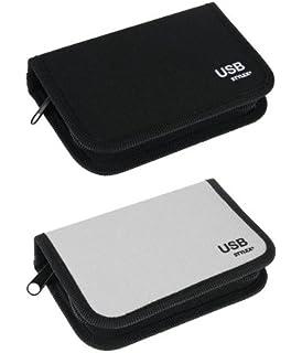 Estuche para Sticks USB y Tarjetas de Memoria: Amazon.es: Electrónica