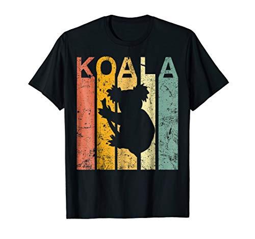Retro Vintage Koala T-Shirt Cute Koala Bear T-Shirt]()