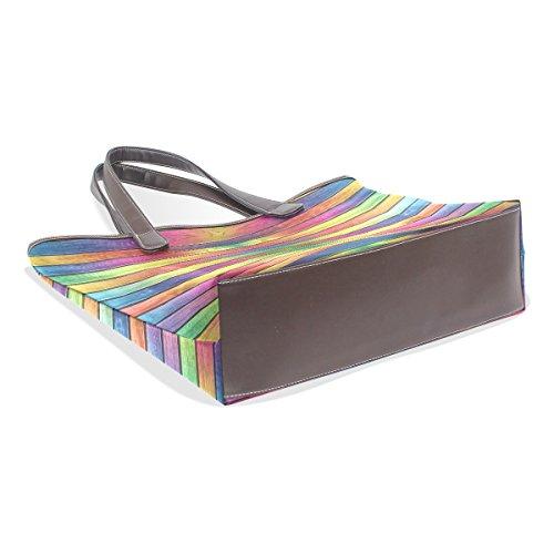 pour TIZORAX à Sac femme Multicolore l'épaule à porter r5rnTUB