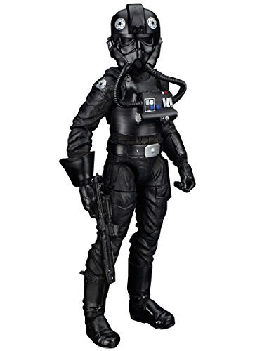 Japan Import Star Wars Black Series 6 inches figures Thai fighter pilot overall length 6 inches painted action figure