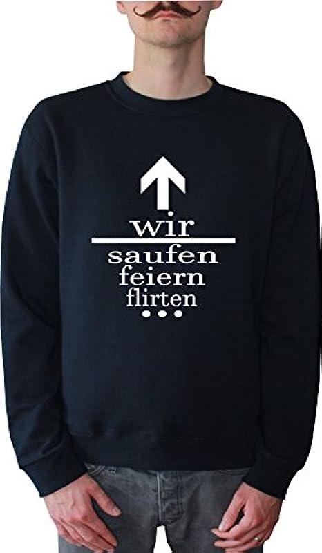 Mister Merchandise męski sweter z kapturem jga – mamy pijąca.... sweter sweter z nadrukowanym: Odzież