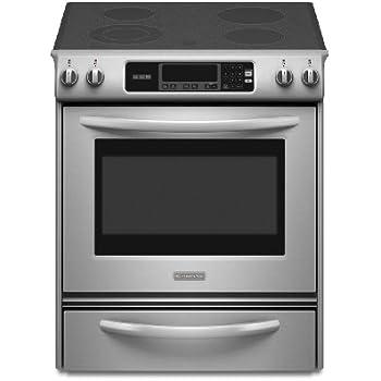 Kitchenaid Dual Fuel Range Double Oven