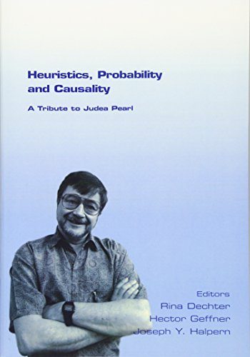 Heuristics, Probability and Causality. a Tribute to Judea Pearl (Tributes)