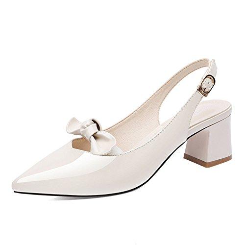 07492514 80% OFF Zapatos de mujer PU Sandalias confortables de verano Zapatos ...
