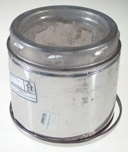 Selkirk Metalbestos 8UT-12 8-Inch X 12-Inch Stainless Steel Insulated Chimney Pipe ()