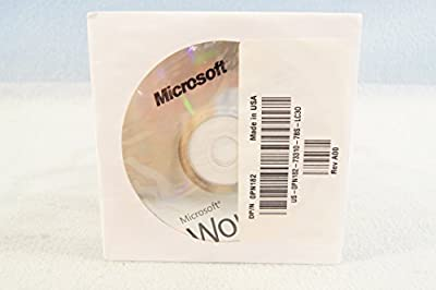 Microsoft Works 8.5 for Dell PC Computer Part Number 0PN182 Software Program-Sealed New
