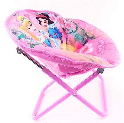 Great Amazon.com: Disney Princess Kids Pink Folding Mini Saucer Chair K314715:  Kitchen U0026 Dining