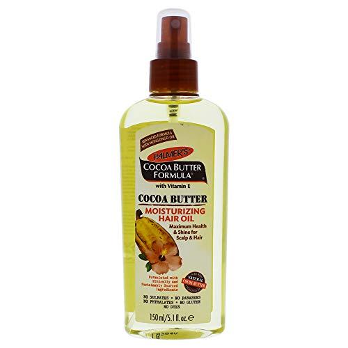 Palmer's Cocoa Butter Formula Moisturizing Hair Oil, 5.1 fl. Oz. (Pack of 2)