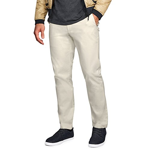 - Under Armour Men's Showdown Chino Tapered Pants, Stone (279)/Stone, 36/32